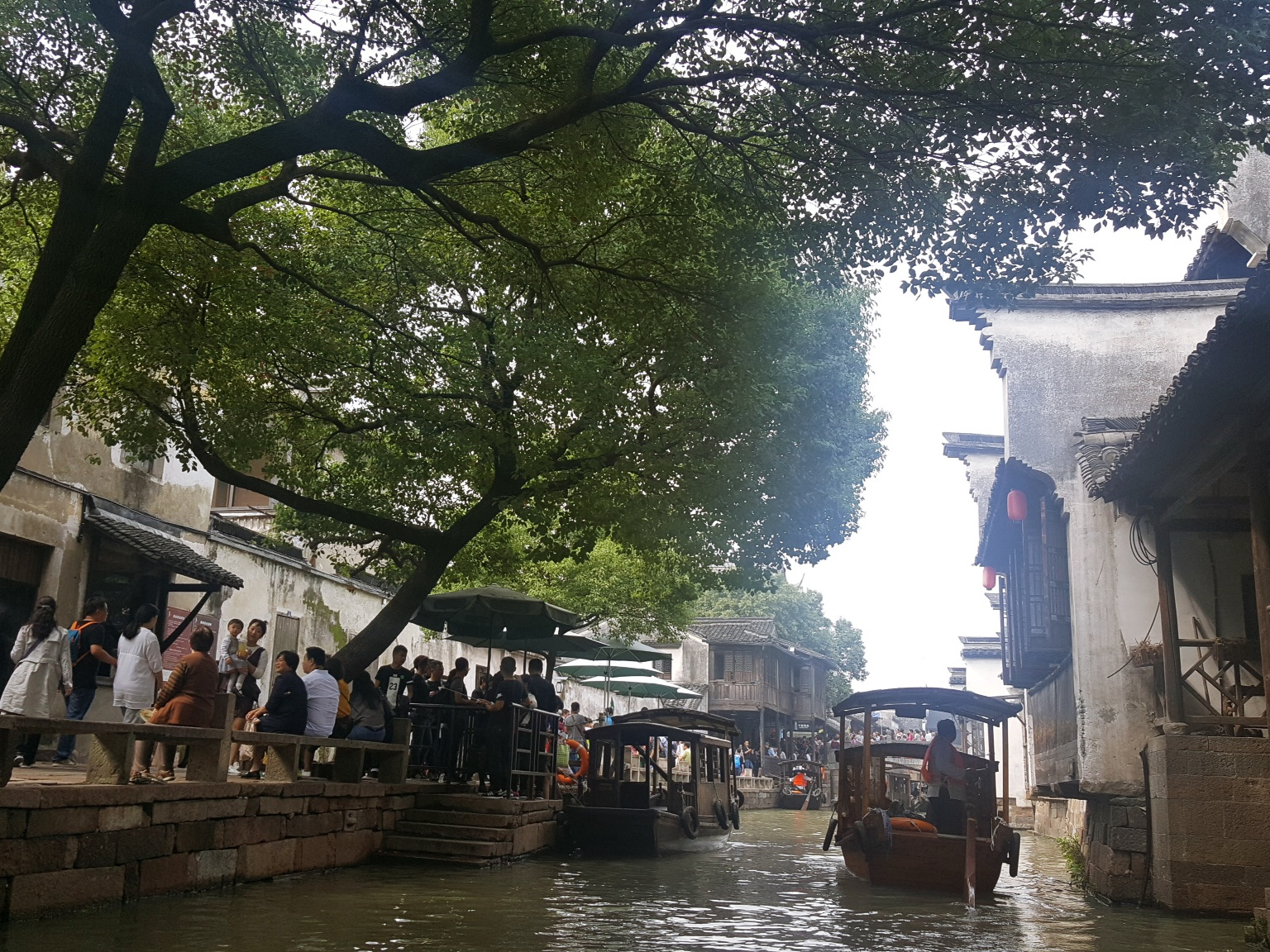 Wuzhen canals China