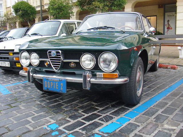 ALFA ROMEO 1750 GTV (1970)