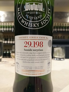 SMWS 29.198 - Seaside surprises