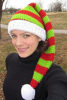 Silly Simple Elf Hat