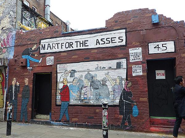 mart for asses