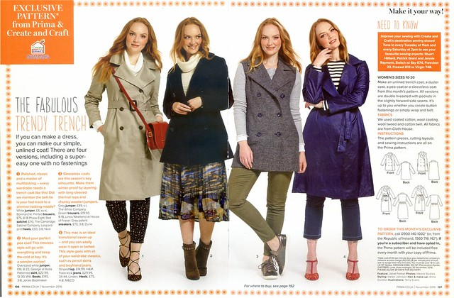 Prima Magazine - Pattern, Nov 2016 (02)