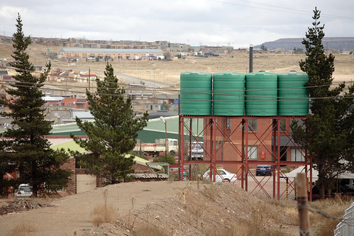 Maseru Industrial Water Tanks | by World Bank Photo Collection