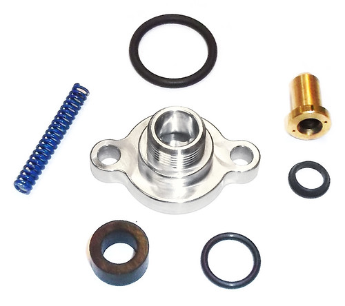 Fuel Pressure Regulator Billet Valve Cap Kit Ford 7 3