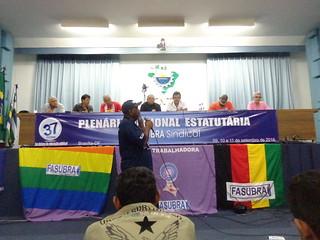 Plenária Nacional da Fasubra