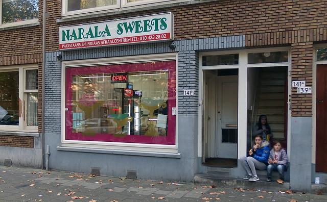 Narala Sweets in Rotterdam
