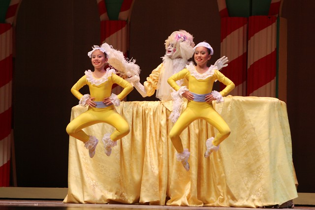 Ballet Guatemala deslumbra en estreno de Temporada Navideña