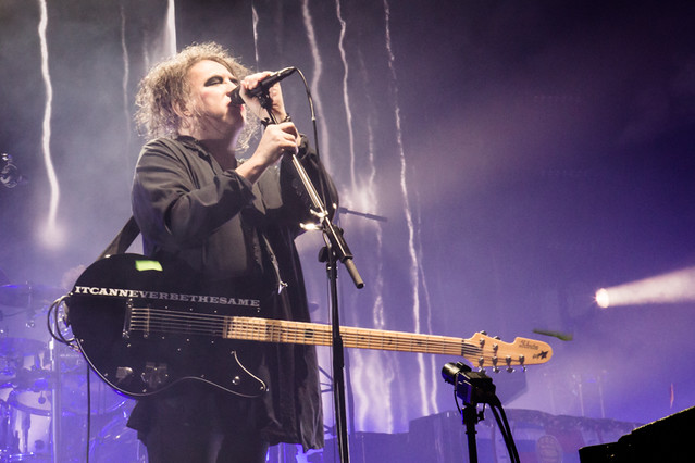 The Cure @ The SSE Arena, Wembley, London, UK 12/02/2016