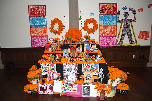 Day of the Dead display 2016