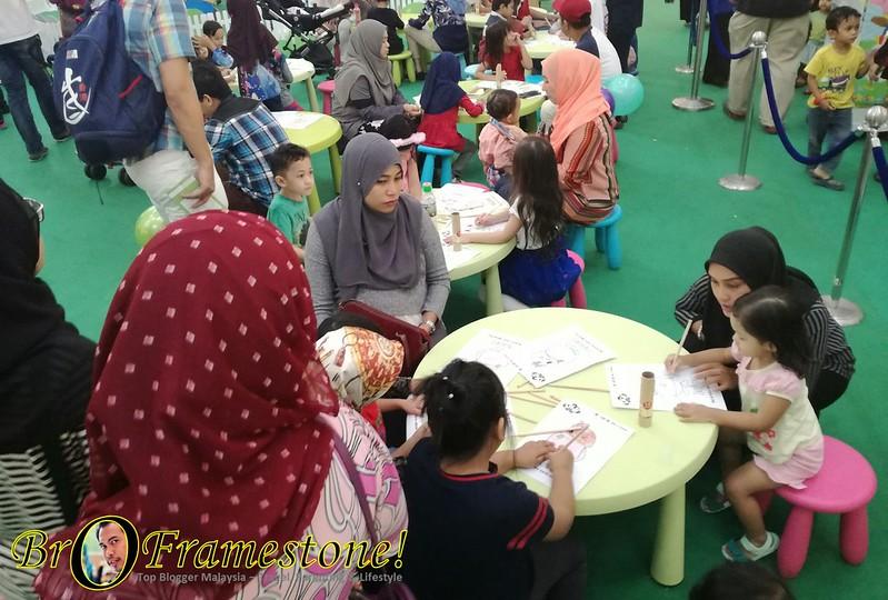 Mini Karnival Didi & Friends di Alamanda Putrajaya