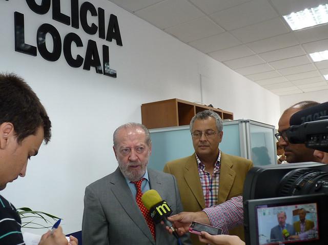 INAUGURACIÓN Dependencias Policiales de Marchena