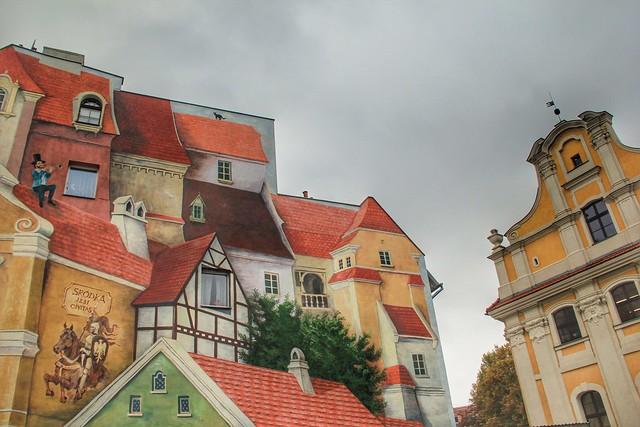 Street art, Poznan