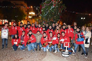 Noicattaro. Accensione Albero di Natale 2016 front