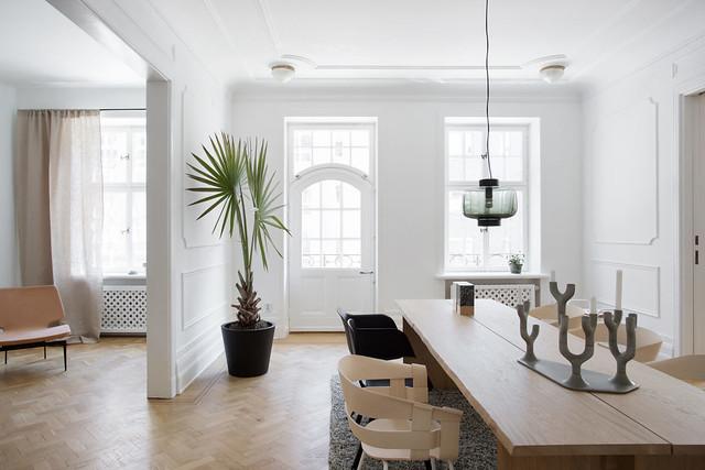 Elegant interior of Lärkstan by Annalena Leino. Sundeno_03