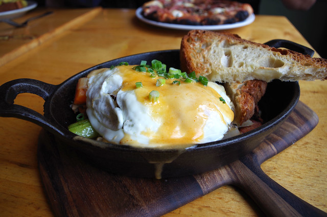 Frasca Pizzeria & Wine Bar Brunch