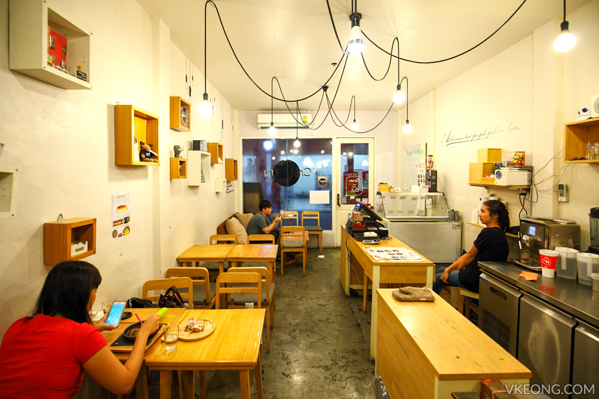Creamery Boutique Ice Cream Cafe Bangkok