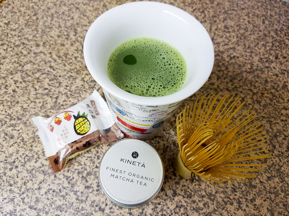 Hiking the Jurassic Coast - Worth Matravers to Swanage - The World in My Pocket - Kineta Matcha Green Tea