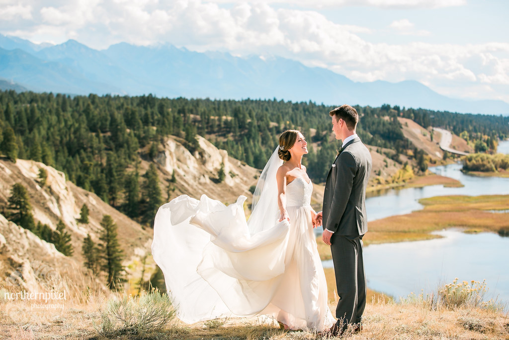 Wedding Photography Eagle Ranch Resort Invermere British Columbia Mountain Elopement