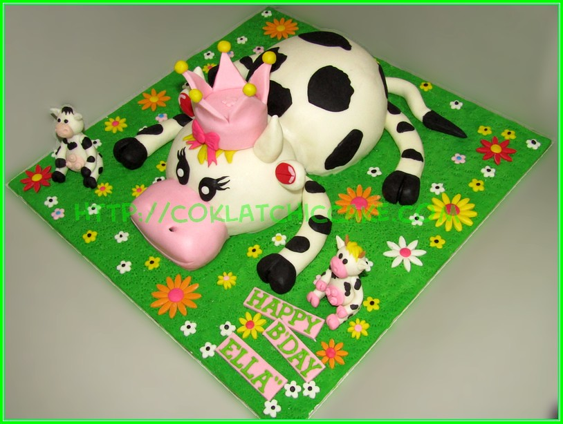 Cake Cow