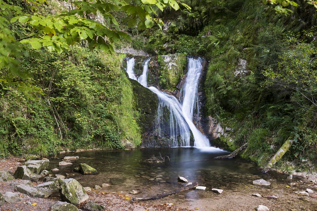 Allerheiligen Wasserfälle VI