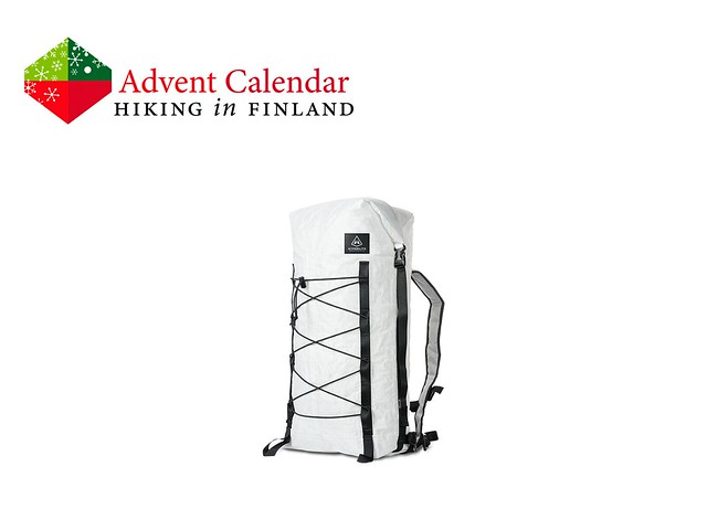 Advent Calendar Hyperlite Mountain Gear Summit Pack