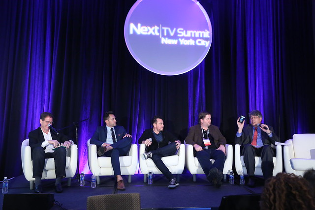 2016 NYCTVW - Next TV Summit