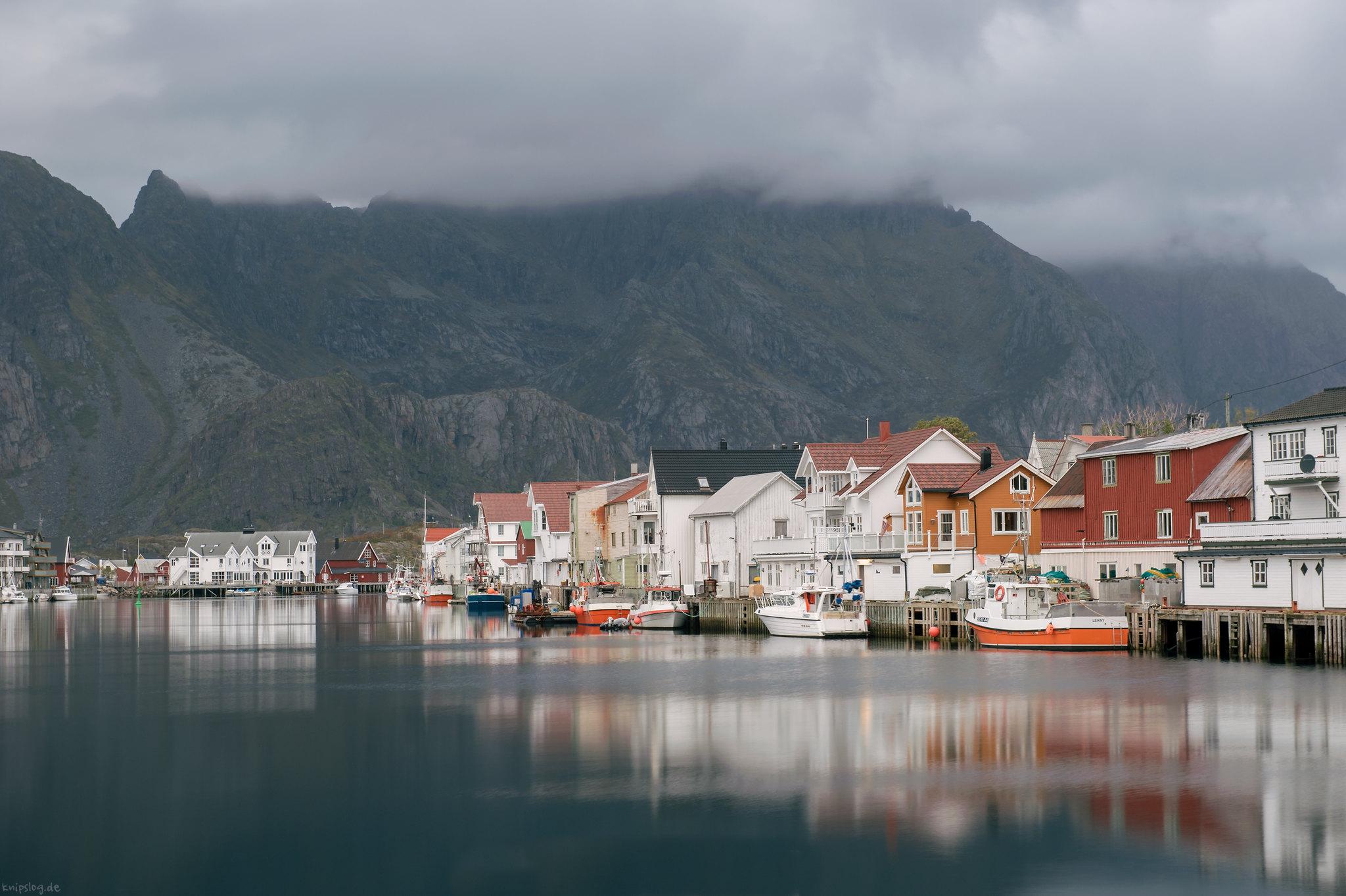 Fishers village