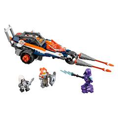LEGO Nexo Knights 70348 Lance's Twin Jouster