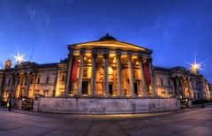 Лондонская Национальная галерея. National Gallery, London