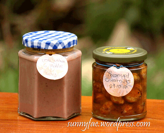 chestnut preserves