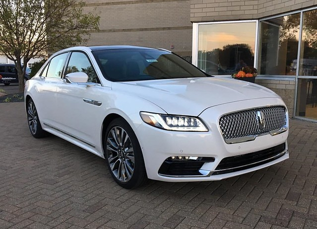 Just this! @lincolnmotorco