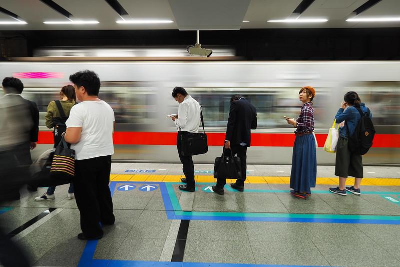 大阪地鐵|Osaka大阪