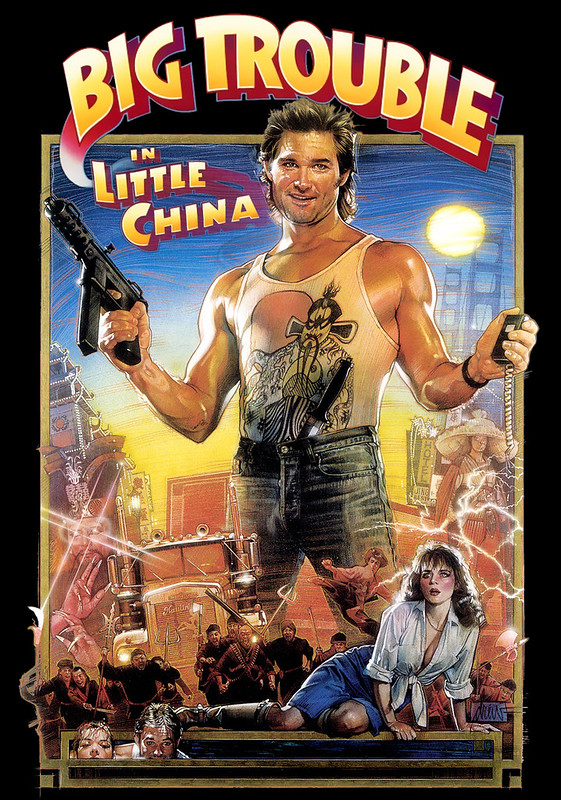 Big Trouble in Little China - Poster 6