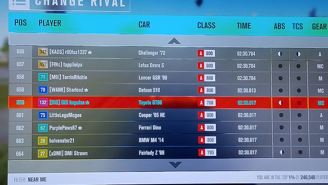 (FH3) The Tramline Sprint (Results Up!) 30308639074_5c592c927c_z