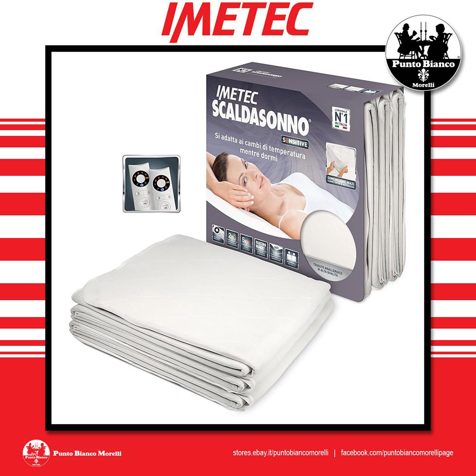 Scaldasonno Imetec Sensitive.Details About Imetec Maxi Scaldasonno Sensitive Express Non Allergenic Hypoallergenic Show Original Title