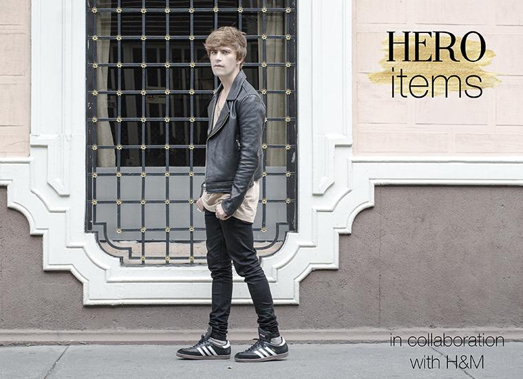 hero items collaboration hm