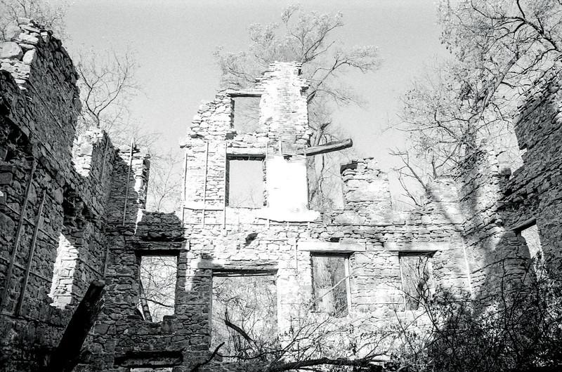 Glen Morris Ruins Four