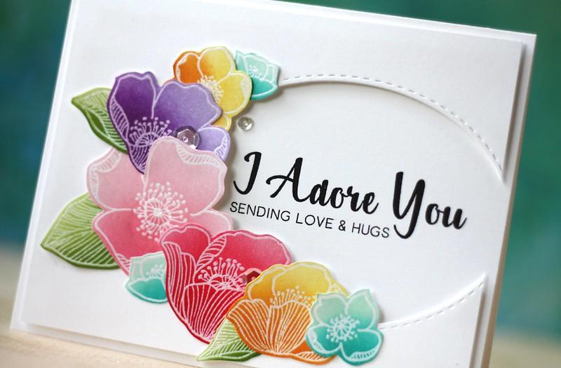 Altenew-Adore You