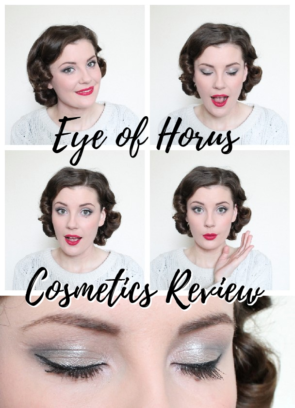 Eye of Horus Cosmetics Review
