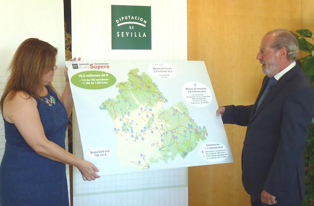 Plan Supera Red Provincial de Carreteras