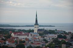 Церковь Святого Олафа. Oleviste Kirik