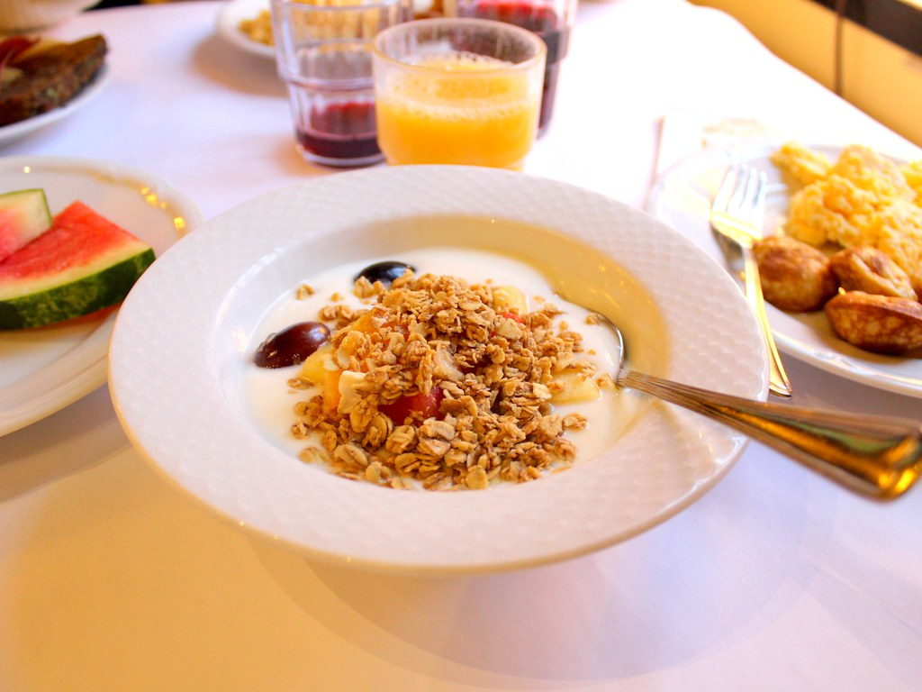 Haikon Kartano aamupala