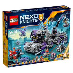 LEGO Nexo Knights 70352 Jestro's Monstrous Monster Vehicle 1