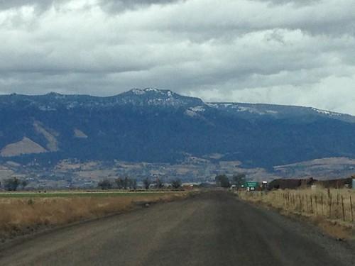 Mt. Fanny, La Grande, OR