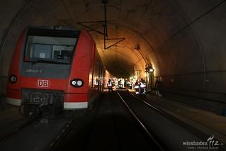 Tunnelübung Mainz 30.10.16