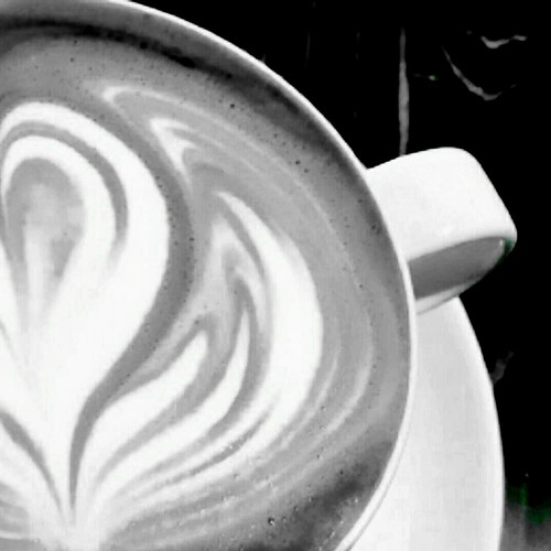 Have a yummy latte today. Wonderland is On Tap!