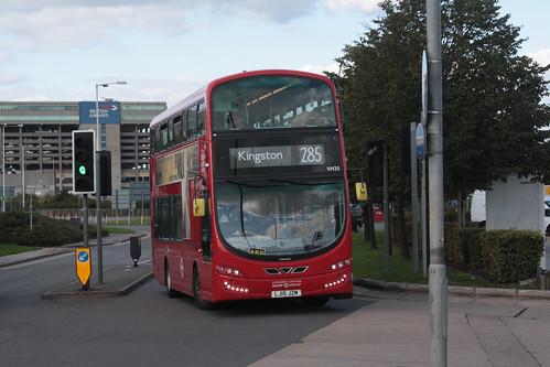 London United VH35 LJ15JZM
