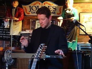 Chris Conway @ Joules Yard