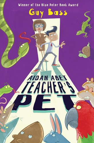 Guy Bass, Aidan Abet Teacher's Pet