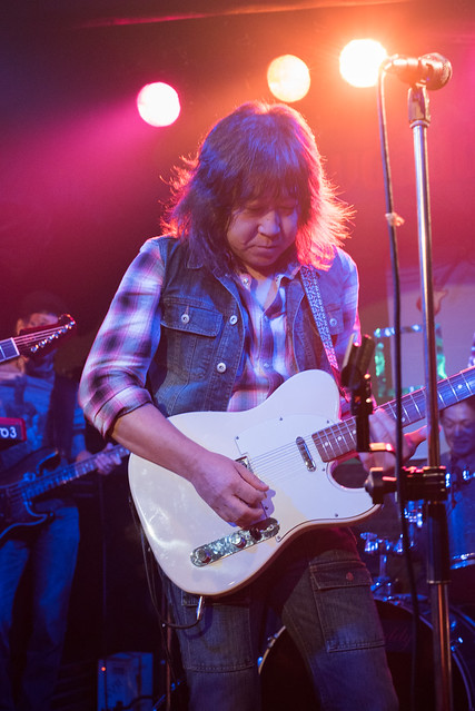Rory Gallagher Tribute Festival - jam session at Crawdaddy Club, Tokyo, 22 Oct 2016 -00520